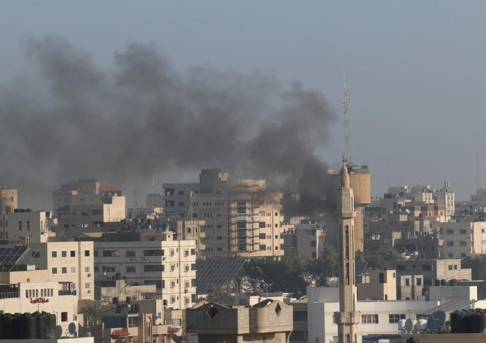 Израиль и Палестина продолжают обмен ракетными ударами.
