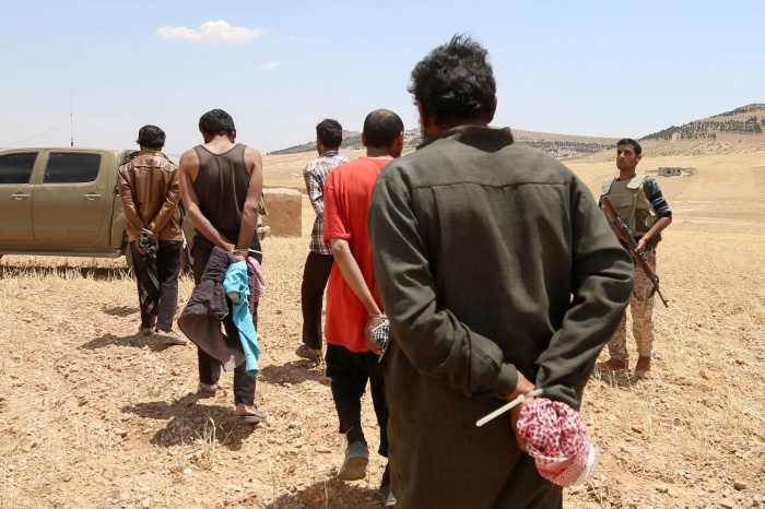 Российские боевики будут возвращены из Сирии.
