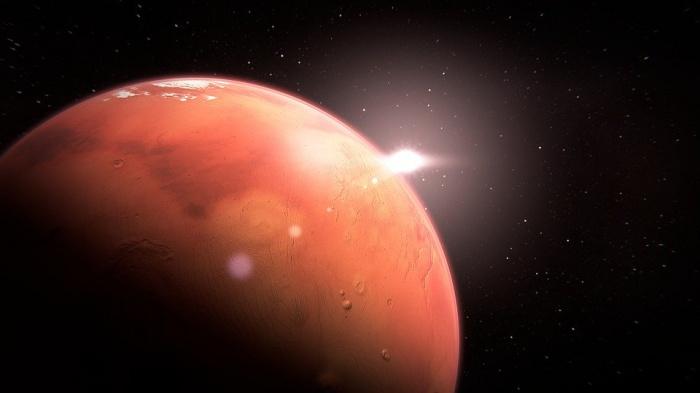 Наблюдения велись на протяжении 6 лет (3 марсианских года)