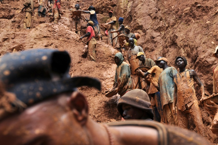 Добыча золота рискует стать одним из главных источников доходов террористов.