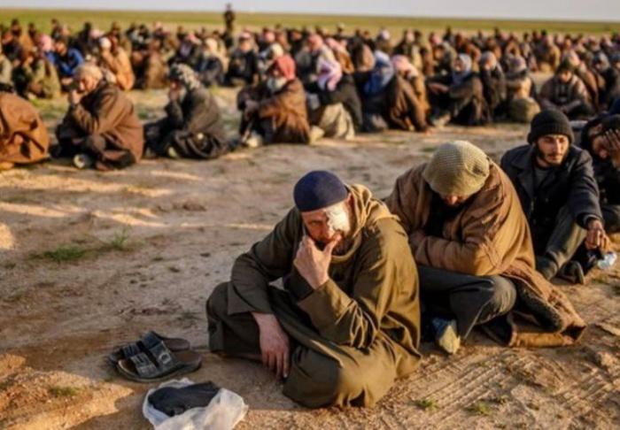 Турция начала депортировать боевиков ИГИЛ.