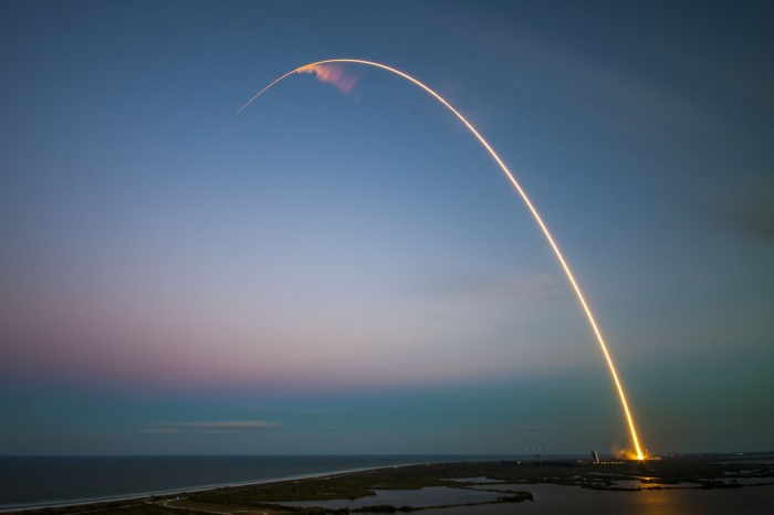 Для проведения испытаний эксперты Китайского национального космического управления (CNSA) соорудили специальную площадку