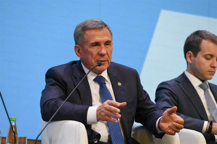 Президент Татарстана находится с рабочим визитом в ОАЭ.