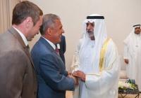 Рустам Минниханов встретился с министром толерантности ОАЭ