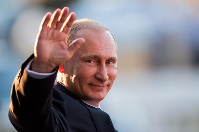 Владимир Путин направил послание участникам саммита в Баку.