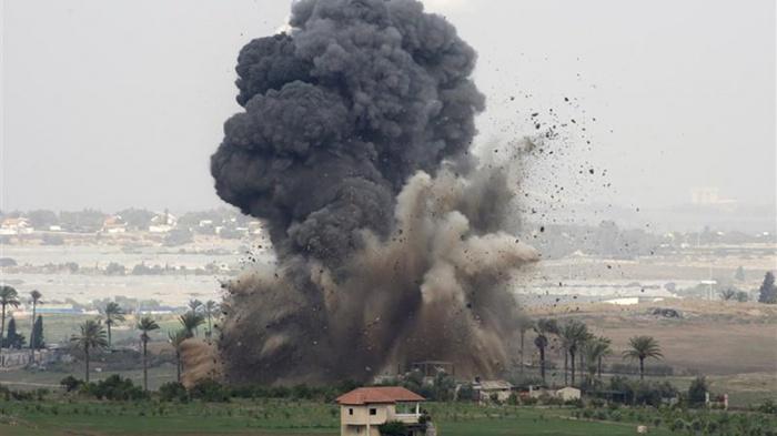 Палестина и Израиль продолжают обмен ракетными ударами.