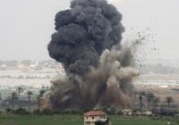 В Газе растет число погибших от ударов Израиля палестинцев