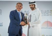 Татарстан получил престижную награду за вклад в развитие толерантности