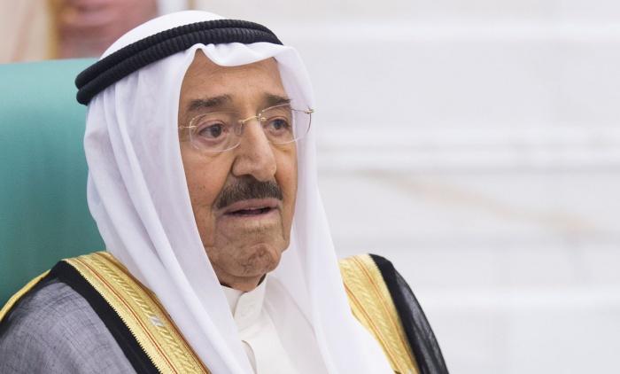 Сабах Аль Ахамед Аль Джабер Ас Сабах.