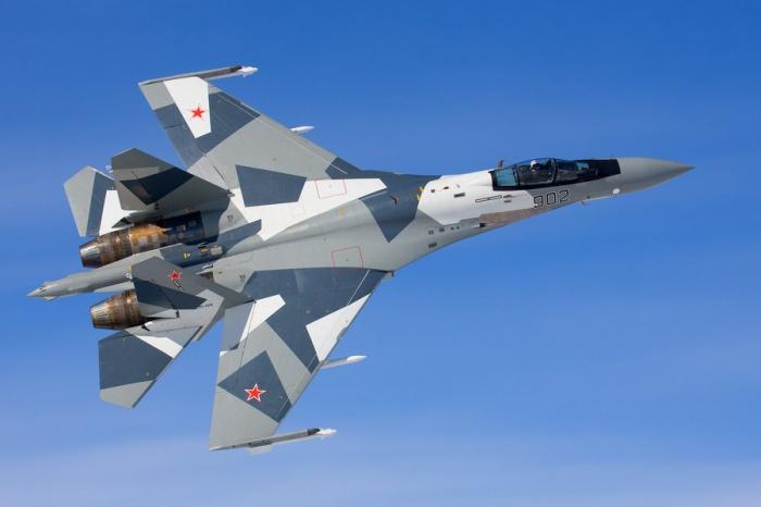 Ранее стало известно, что Египет может закупить у России истребители Су-35.