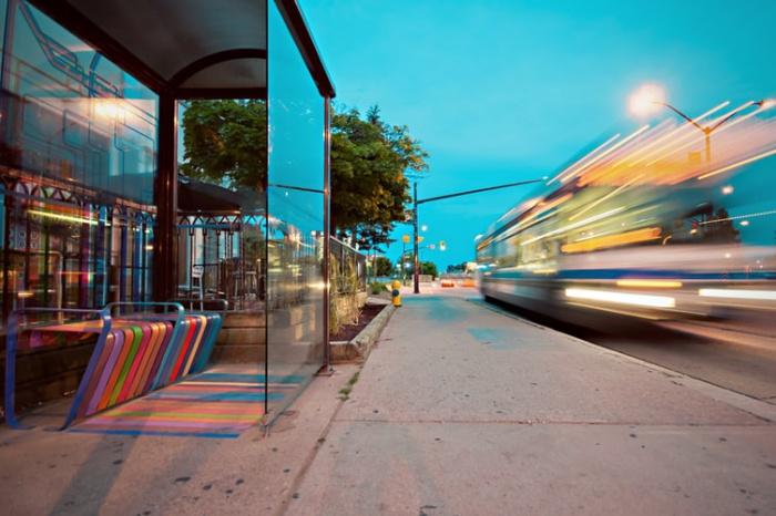 Разработка в автоматическом режиме будет выводить автобус на маршрут, если на ней соберется от 5 до 10 человек