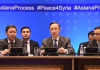 Очередная встреча по Сирии в «астанинском» формате состоится декабре