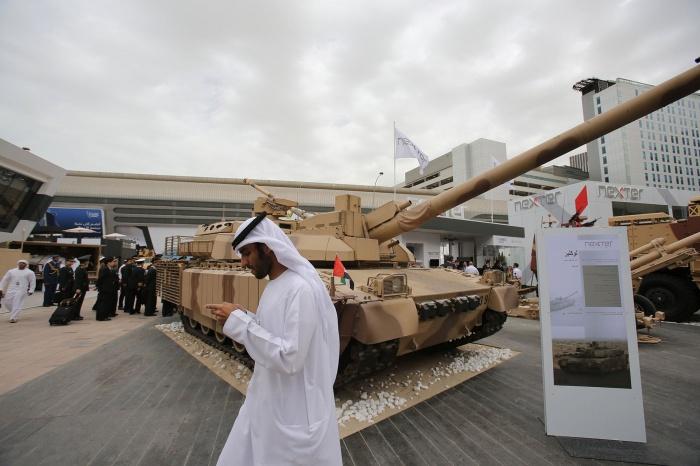 Страны Ближнего Востока активно закупают российское оружие.