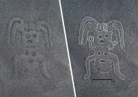 В Перу обнаружены древние рисунки громадных монстров (ФОТО)