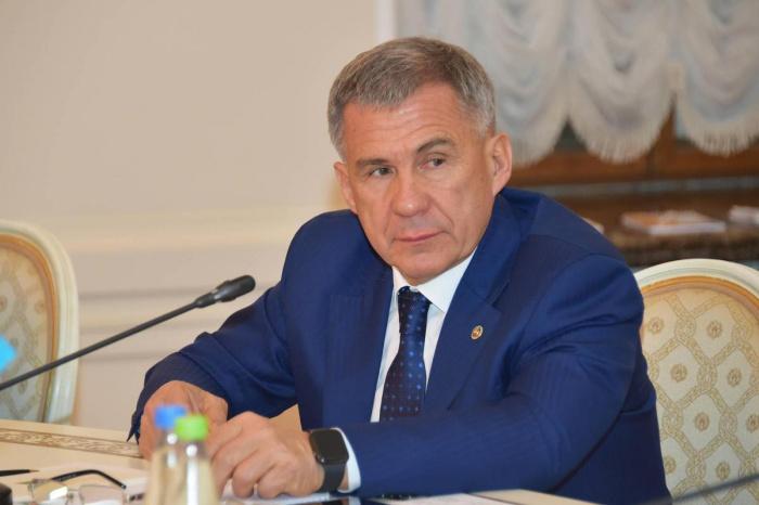 Стало известно о скором визите Рустама Минниханова в Узбекистан.