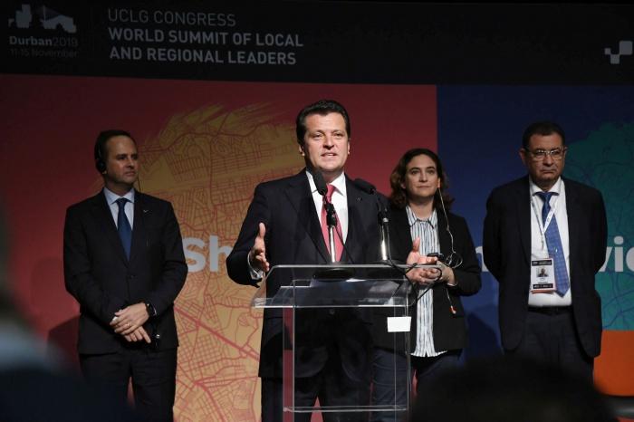 Ильсур Метшин возглавил Всемирную ассоциацию мэров городов при ООН