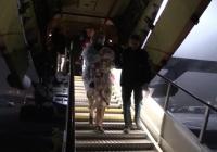 32 российских ребенка вернулись на родину из Ирака