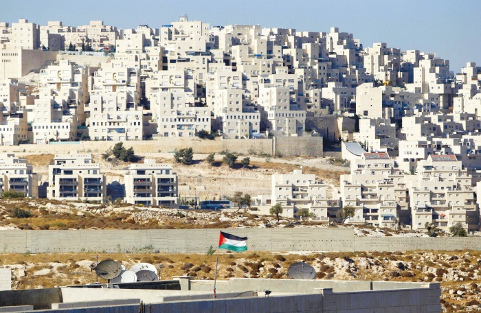 Израиль продолжает незаконную поселенческую деятельность на палестинских территориях.