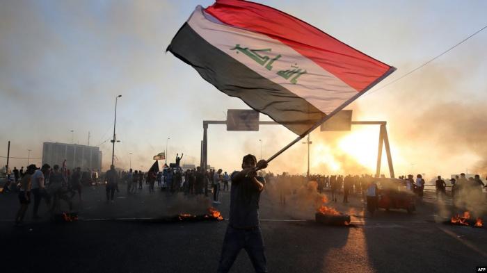 В Ираке продолжаются масштабные протесты.