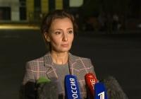 Кузнецова: в Сирии могут находиться около 150 российских детей