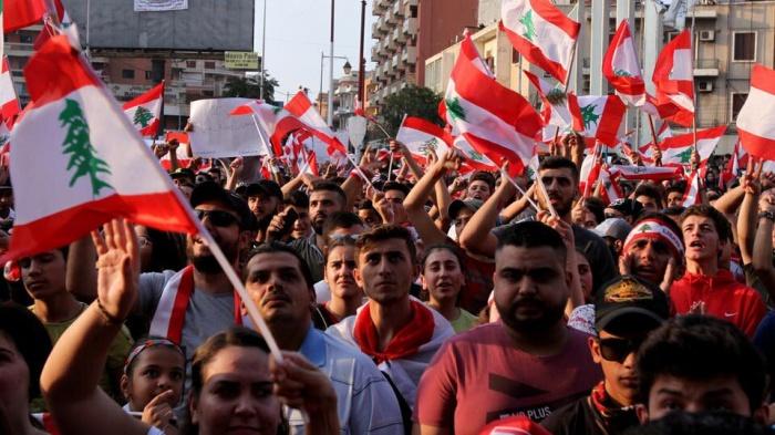 Масштабные протесты прошли в Ливане.