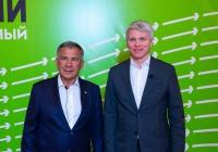 Минниханов и глава Минспорта РФ обсудили организацию в Казани Игр стран СНГ