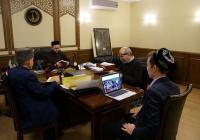 Муфтий РТ встретился с представителями Всемирного конгресса татар