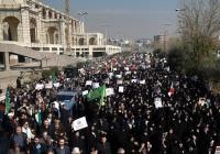 В Иране сообщили о сотнях погибших в ходе протестов