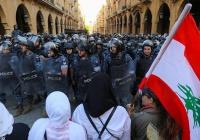 Парламент Ливана приостановил работу на фоне протестов