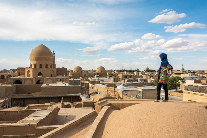 Российские туристы стали чаще ездить в Иран.