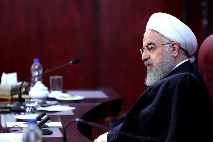 Роухани объявил о «победе над беспорядками» в Иране
