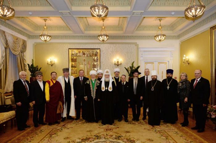 В Москве идет подготовка к заседанию межрелигиозного совета России.
