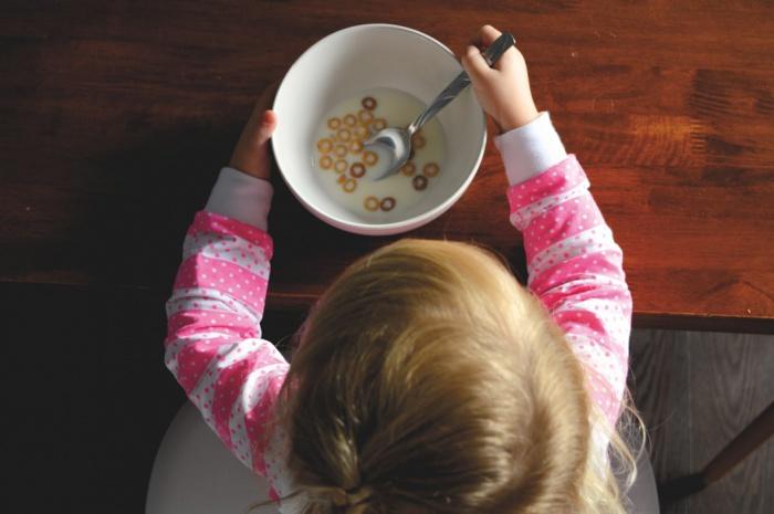 Правильный завтрак повышает успеваемость детей
