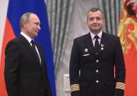 Дамир Юсупов, посадивший самолет на кукурузном поле, получил звезду Героя России