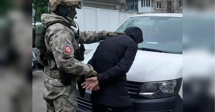 Россиянин - предполагаемый участник ИГИЛ - задержан в Украине.