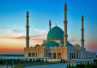 Выставка реликвий Пророка Мухаммада пройдет в мечети города Сунжи