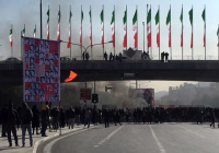 Около 180 лидеров протестов задержаны в Иране