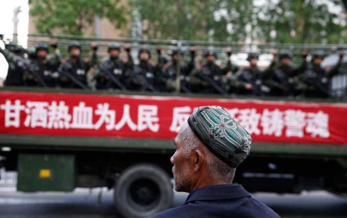 Новые данные о лагерях для китайских мусульман.