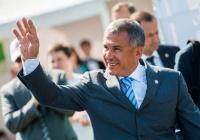 Рустам Минниханов прибыл с рабочим визитом в Узбекистан