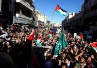В Палестине – масштабные протесты против признания США еврейских поселений
