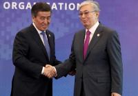 Киргизия и Казахстан примут комплексную программу сотрудничества