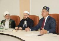 Глава исполкома Зеленодольска встретился с имамами и казыями