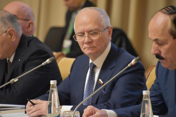 Фарит Мухаметшин отметил вклад Шаймиева в укрепление отношений России с исламским миром