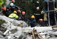 В Албании произошло еще одно сильное землетрясение
