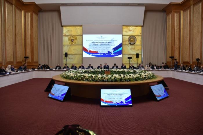 В Уфе проходит заседание ГСВ.