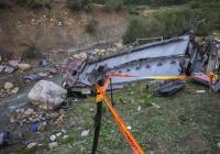 Более 20 человек погибли в результате аварии с туристическим автобусом в Тунисе