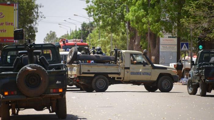 В Буркина-Фасо неизвестные устроили теракт в церкви.