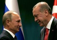 В Турции анонсировали скорую встречу Путина и Эрдогана