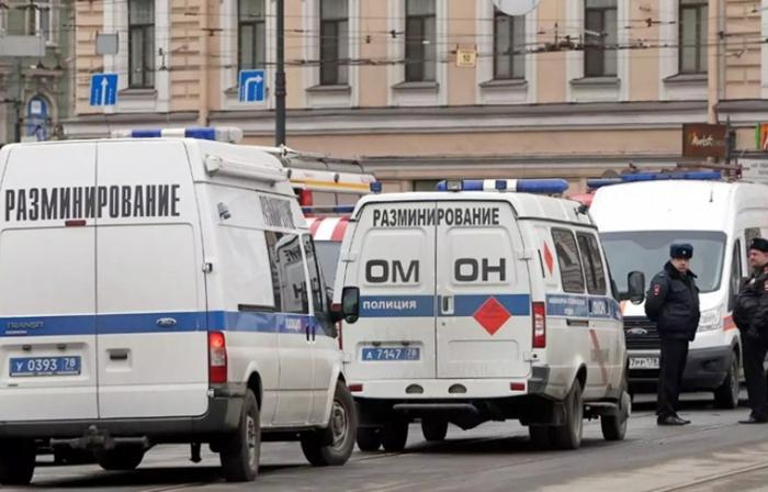 В Москве эвакуировали здания 11 судов.