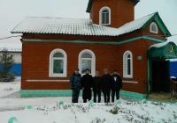 Муфтий Татарстана встретился с заключенными в Нижнекамске